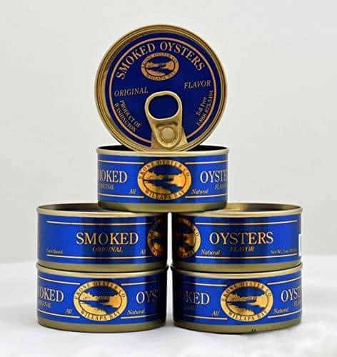 Ekone Oyster Company, Gourmet Oysters, Gift Pack