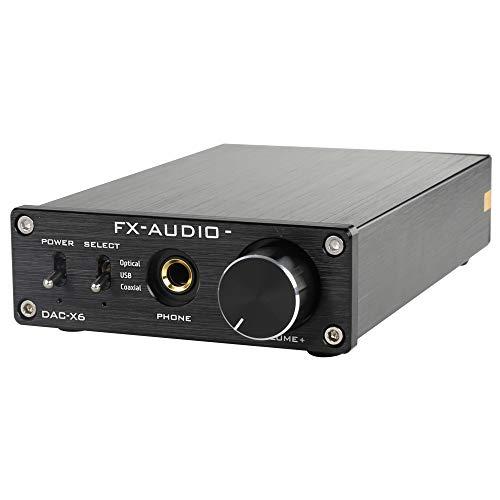FX-Audio DAC-X6 Mini HiFi 2.0