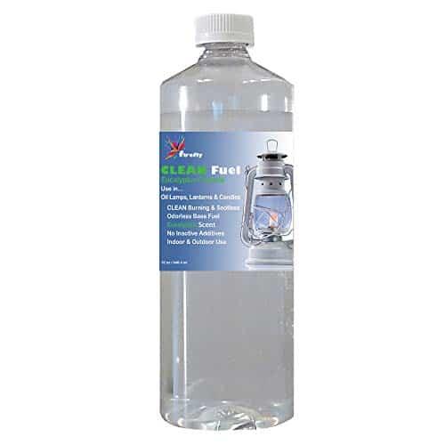 Firefly Eucalyptus Clean Fuel Lamp Oil