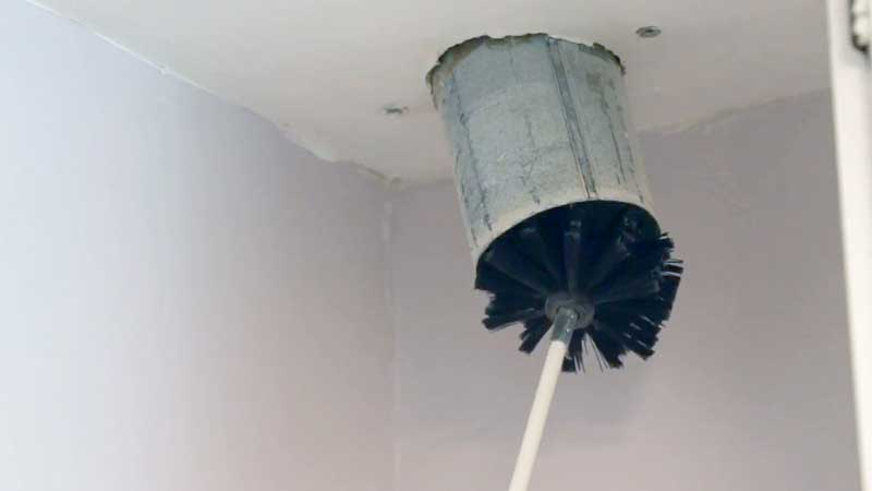 How to Clean Dryer Vent with a Leaf Blower FAST
