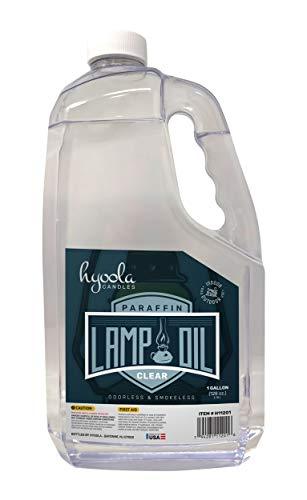 Hyoola 1-Gallon Liquid Paraffin Lamp Oil