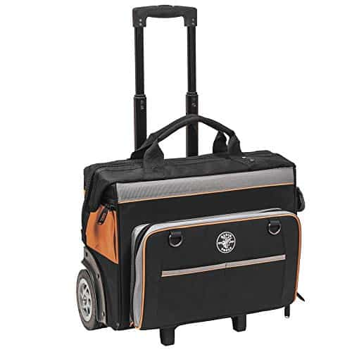 Klein Tools Rolling Tool Bag with Wheels
