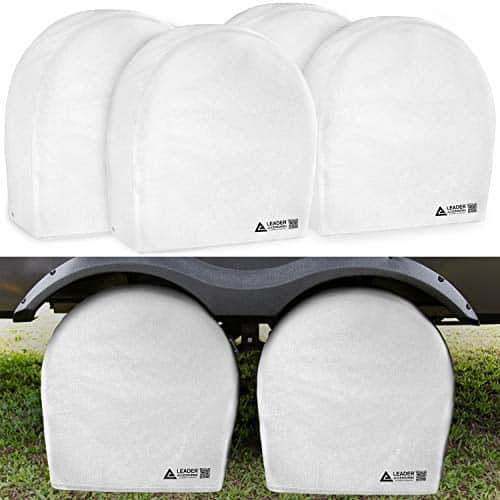 Leader Accessories Tire Covers (4 Pack)