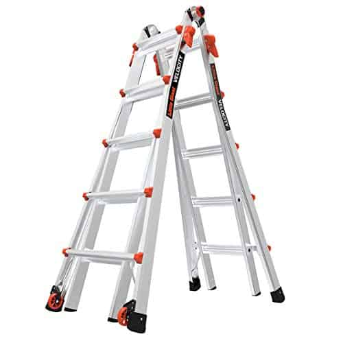 Little Giant Ladder Systems Multi-Position Ladder