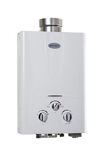 Marey GA10LP Power 10L 3.1 GPM Propane Gas Tankless Water Heater