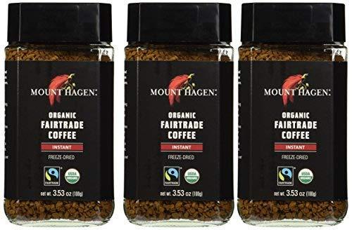 Mount Hagen Organic Freeze Dried Coffee