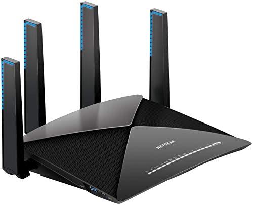NETGEAR Nighthawk X10 AD7200 Quad-Stream WiFi Router