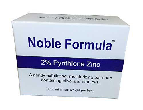 Noble Formula 2% Pyrithione Zinc (ZnP) Original Emu Bar Soap