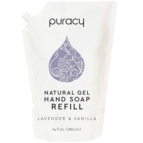Puracy Natural Gel Hand Soap Refill
