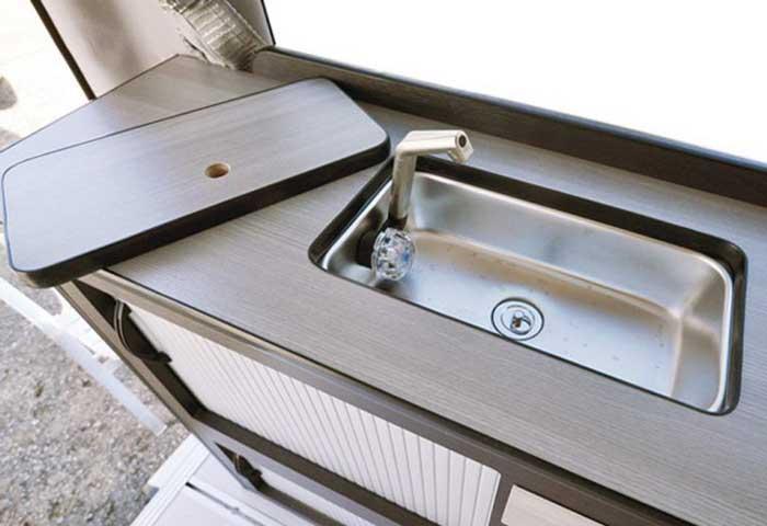 RV Kitchen Sinks