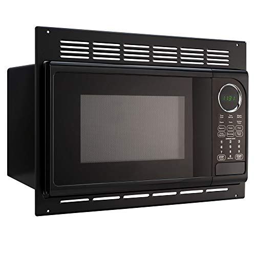 RecPro RV Microwave (RPM-1-BLK)