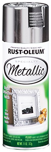 Rust-Oleum 1915830-6 PK Specialty Metallic 1915830 Spray Paint