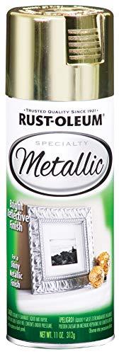 Rust-Oleum 1936830 Specialty Topcoat Metallic Spray Paint
