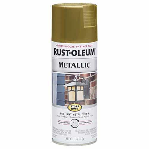 Rust-Oleum 7275830 Stops Rust Metallic Spray Paint
