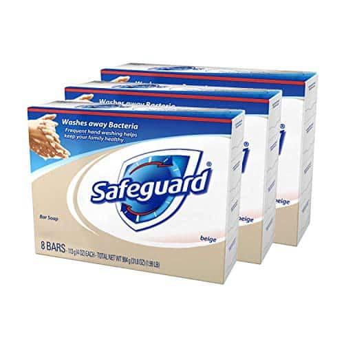 Safeguard Antibacterial Soap