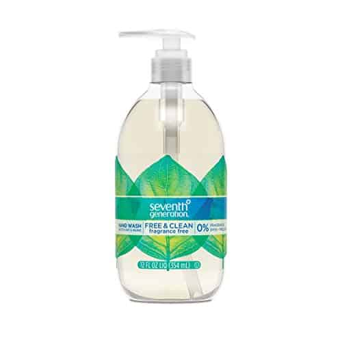 Seventh Generation Hand Wash Soap