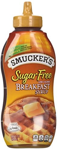 Smuckers Sugar-Free Breakfast Syrup