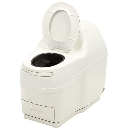 Sun-Mar Compact Self-Contained Composting Toilet