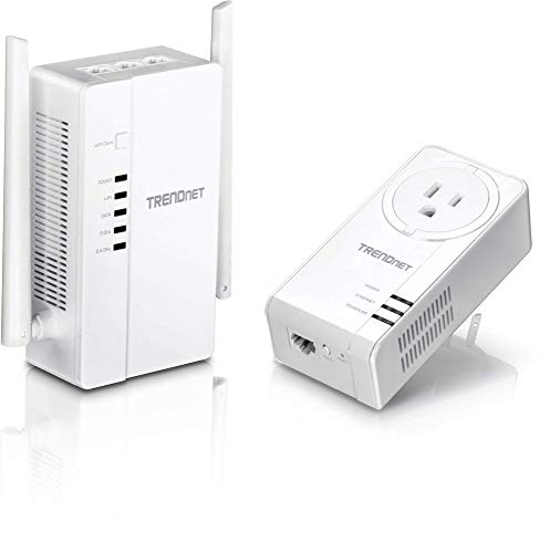 TRENDnet TPL-430AP wifi Everywhere