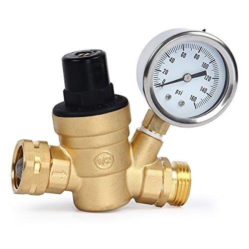 TargetEvo Adjustable Water Pressure Regulator Reducer