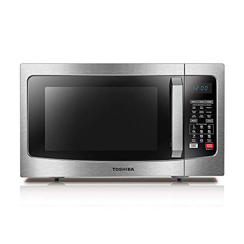 Toshiba EC042A5C-SS Countertop Microwave Oven With Convection