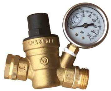 Trumeters A01-1117vp Adjustable Water Regulator