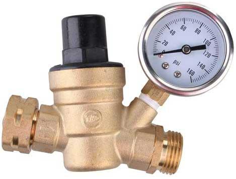 Velraptor Water Pressure Regulator