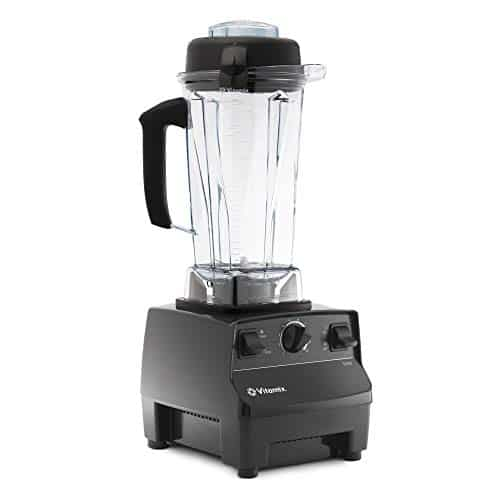 Vitamix 001372 5200 Blender, Professional-Grade, 64 oz. Container, Black, Self-Cleaning