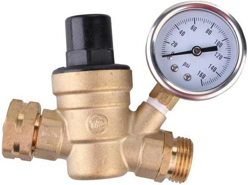 WOODLEV WHOLEV Water Pressure Regulator