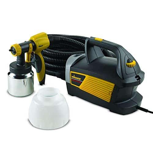 Wagner Spraytech Control Spray Max HVLP Paint Sprayer