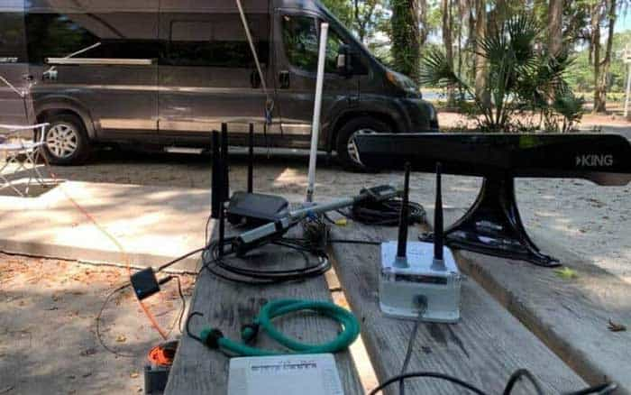 WiFi Boosters And Extenders For RVs