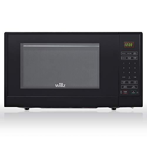 Willz WLCMSR09BK-09 Countertop Microwave Oven