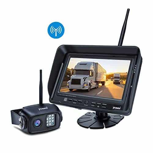 YUWEI Wireless Backup Camera System Kit