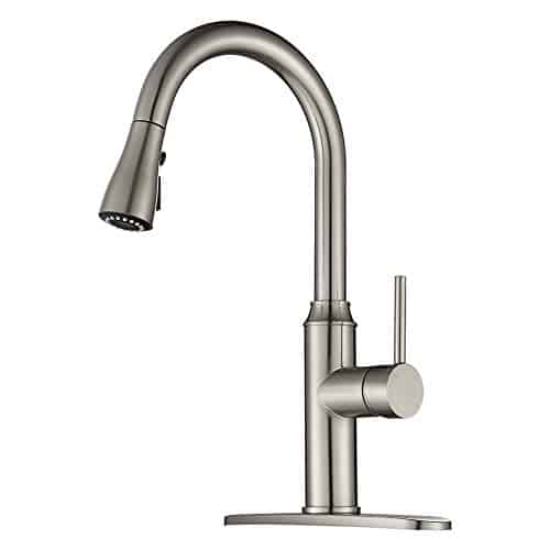 Kitchen Faucet Pull Down-Arofa A01LY Commercial Modern