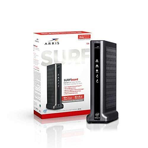 ARRIS SURFboard T25 DOCSIS 3.1 Gigabit Cable Modem