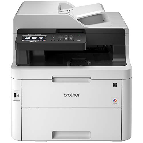Brother MFC-L3750CDW Digital Color All-in-One Laser Printer