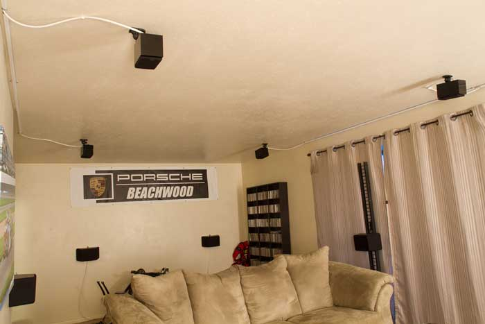 Ceiling Speakers for Atmos