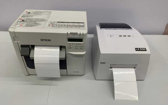 Commercial Label Printer