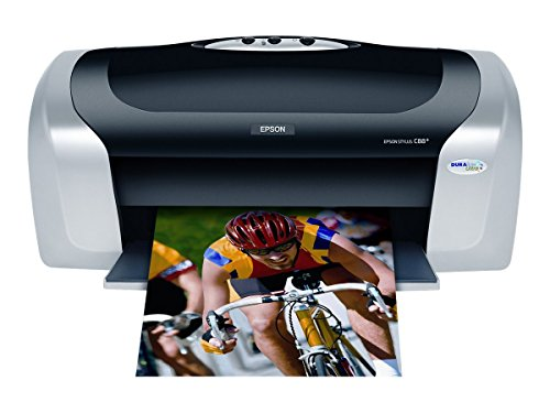 Epson Stylus C88+ Inkjet Printer Color