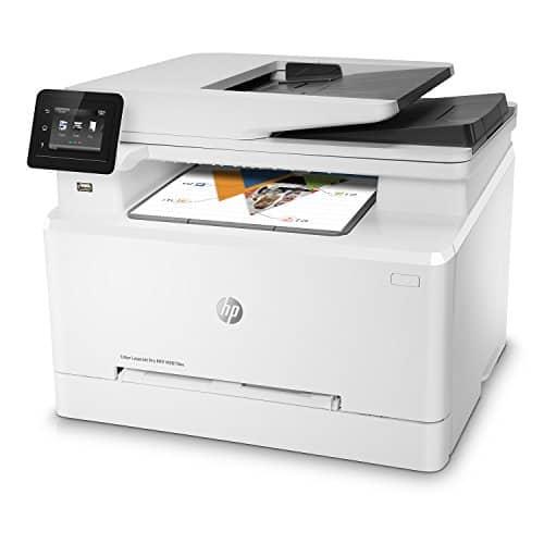HP LaserJet Pro M281fdw All in One Wireless Color Laser Printer