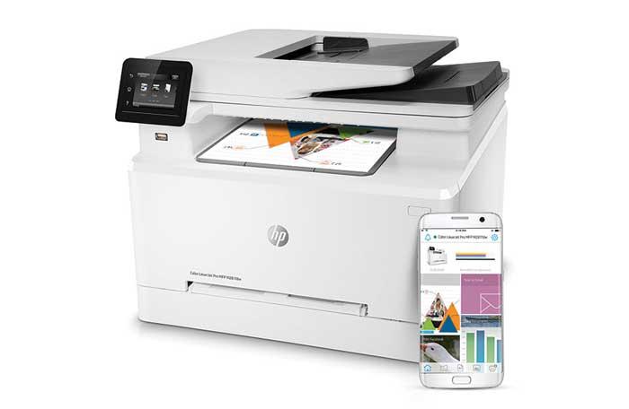 Laser Printer for Foiling