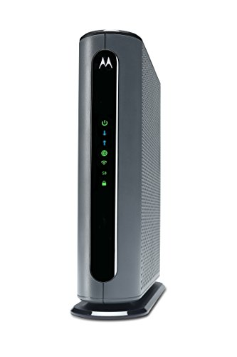Motorola MG7700 Cable Modem Plus AC1900 Router