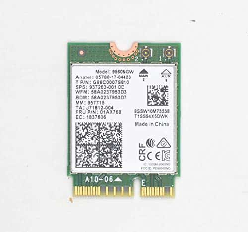 Siren Wireless-Network Card 9560AC