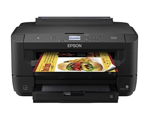 WorkForce WF-7210 Wide-format Color Inkjet Printer
