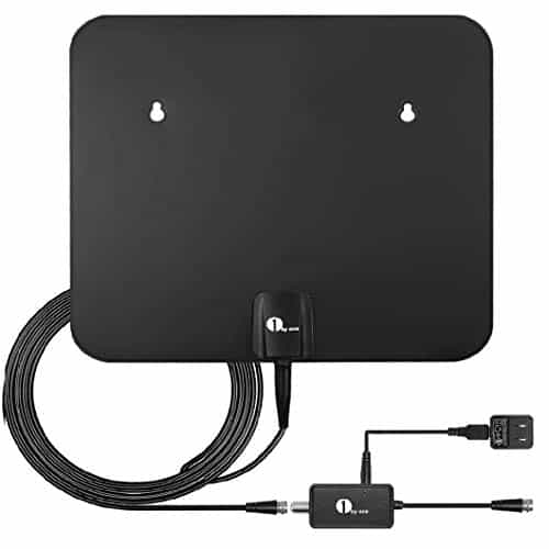 1byone HDTV Amplified Digital Indoor Antenna