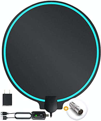 DrillTop Amplified HD Digital TV Antenna