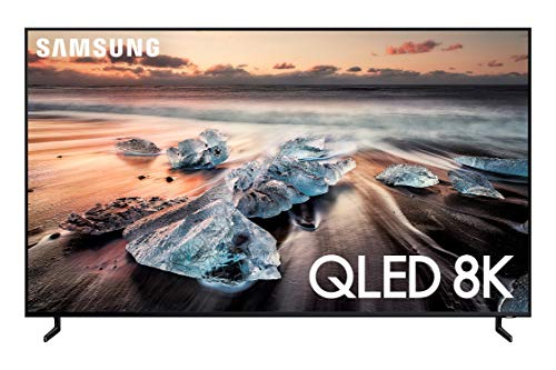 Samsung QN55Q90 Flat 55-Inch QLED Ultra HD Smart TV
