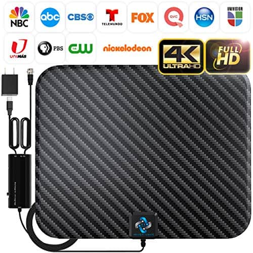 U MUST HAVE Amplified HD Digital TV Antenna