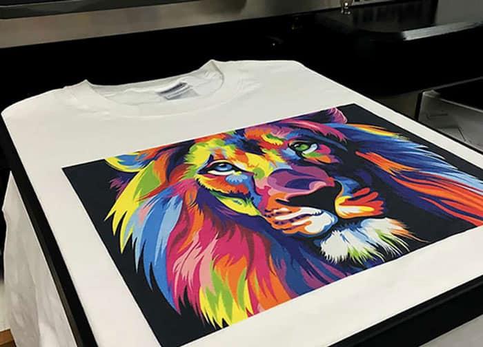 Direct to Garment Printing Method