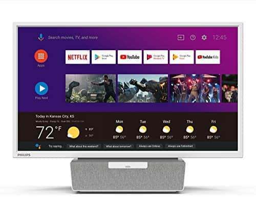 Philips 6000 Series 24 inch Android Kitchen TV